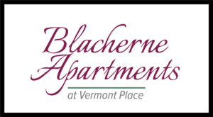 Blacherne Apartments Logo